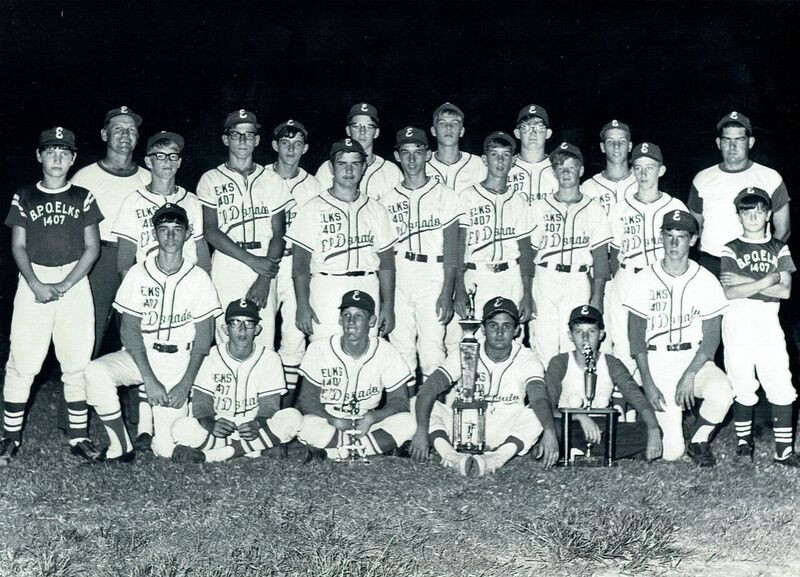 1968 El Dorado Elks All-Stars